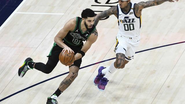 Jazz derrota Celtics e iguala melhor início de temporada na história da franquia