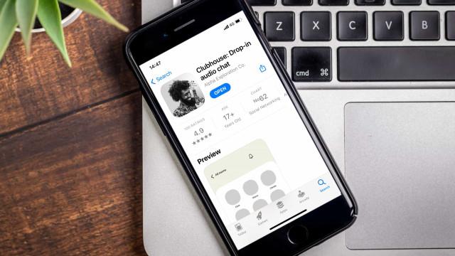 Rede social Clubhouse já ultrapassou 10 milhões de downloads