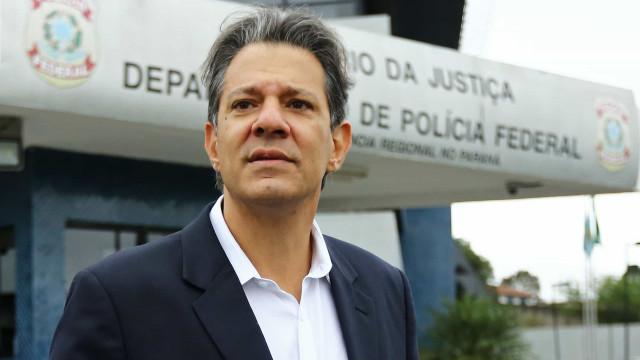 Haddad coloca Ciro como candidato da direita e fala em união da oposição somente no 2º turno de 2022
