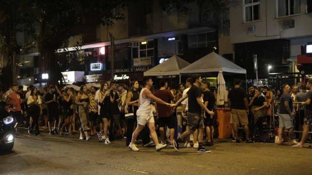 Força-tarefa flagra mais uma festa clandestina na capital paulista