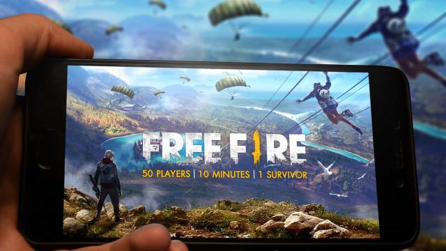 'Free Fire' terá conteúdos do anime 'Attack on Titan' em março
