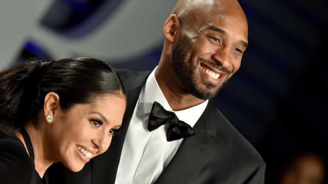 Viúva de Kobe Bryant se irrita após tragédia virar música