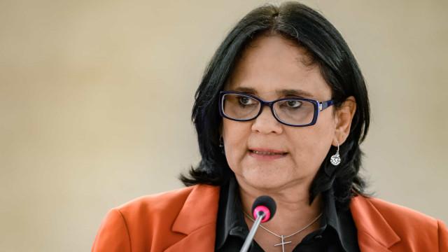 Ministério de Damares retira do ar nota em que lamentava mortes no Jacarezinho