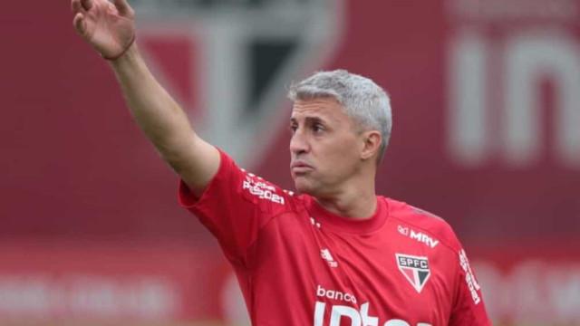 Crespo diz que São Paulo mereceu vitória e que encontrou um grande goleiro