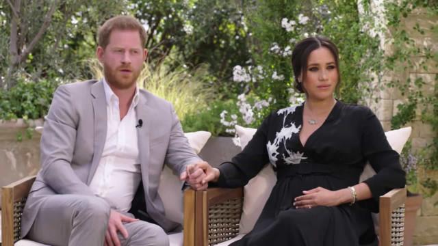 TV britânica paga R$ 8 milhões para emitir entrevista de Meghan e Harry
