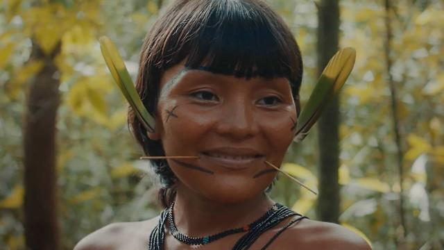 'A Última Floresta' leva a Berlim a luta de xamã para manter tradições ianomâmis