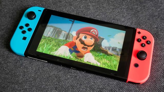 Domínio da Nintendo Switch no Japão atinge novo patamar