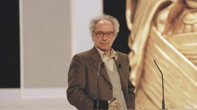 Godard, aos 90 anos, afirma que dirá 'adeus' ao cinema após mais dois roteiros