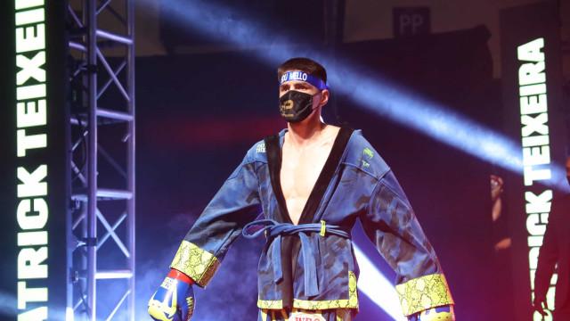 Patrick Teixeira inicia treinamento para retorno aos ringues em outubro