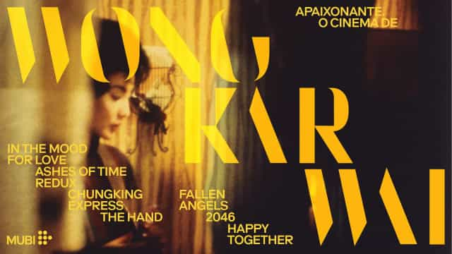MUBI exibe especial com sete filmes de Wong Kar Wai