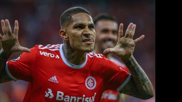 Internacional adia o retorno de Guerrero, mas terá alguns retornos nesta segunda
