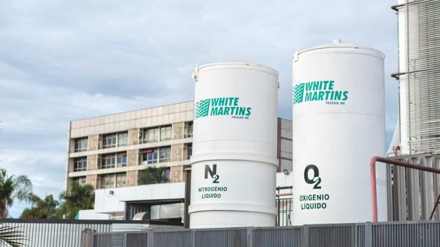 Antes de colapso, White Martins pediu transporte de oxigênio e foi ignorada