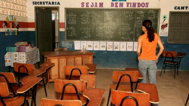 DF começa retorno às aulas presenciais na rede pública