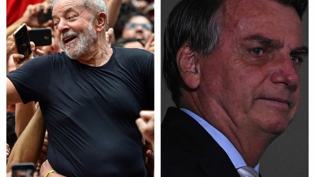 Lula lidera corrida eleitoral de 2022 e marca 55% contra 32% de Bolsonaro no 2º turno, diz Datafolha