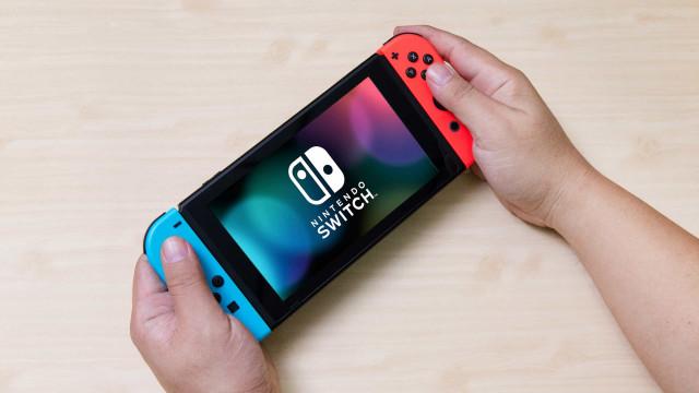 Nintendo está desenvolvendo novo comando para o Switch
