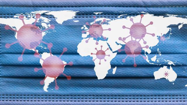 Brasil ultrapassa EUA na média móvel de mortes por Covid-19