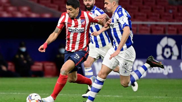 Suárez chora após título: 'Me menosprezaram, mas o Atlético me abriu as portas'