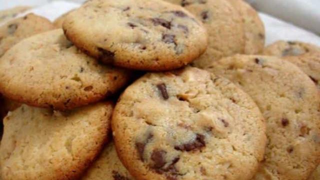 Receitas: Cookies de Leite Condensado