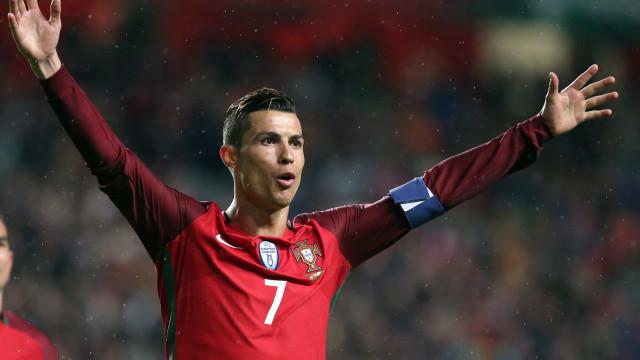 Cristiano Ronaldo bate recordes e Portugal faz 3 na Hungria na Eurocopa