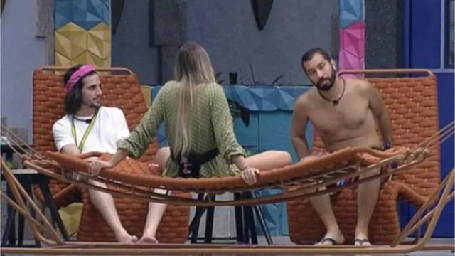 Fiuk, Sarah e Gil falam mal de participante do BBB 21 sem citar nome