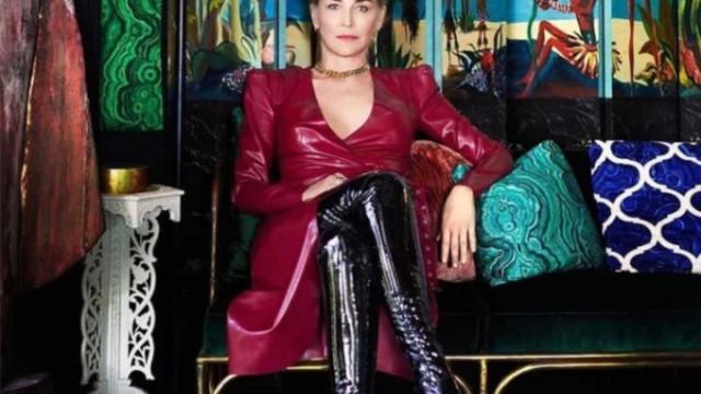 Sharon Stone diz que médico aumentou seus seios sem consentimento