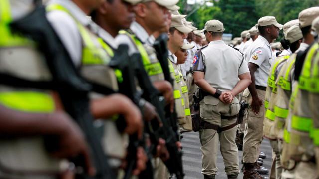 Polícia faz megaoperação para prender criminosos da Região Norte