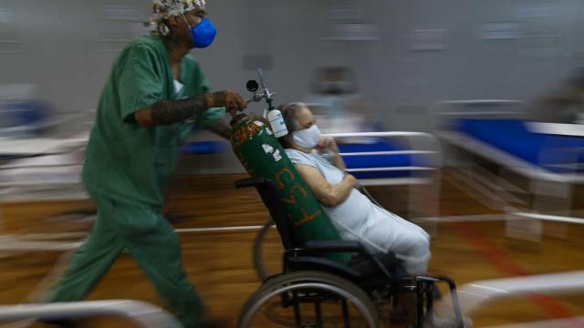 Fisioterapia pulmonar ajuda a recuperação depois da Covid