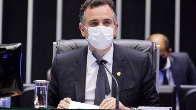 Pacheco: EUA discutirão possibilidade de fornecer vacinas e insumos ao Brasil