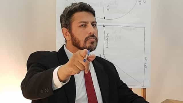 Ator Davi Mello, filho do humorista Canarinho, morre vítima da Covid-19