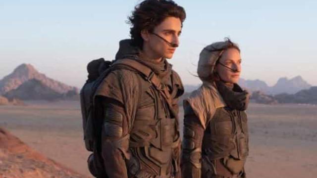 'Duna' inspirou HQ antes de ser o filme mais esperado do ano
