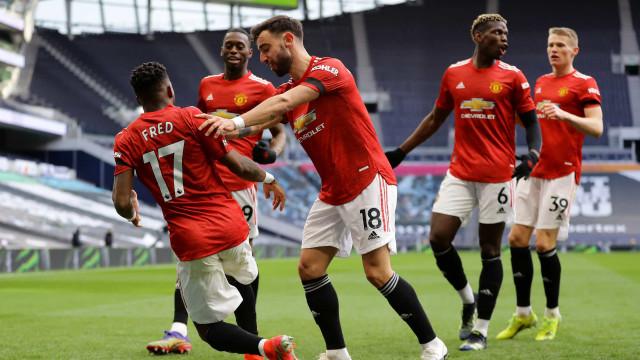 Manchester busca virada sobre o Tottenham e se vinga de goleada histórica