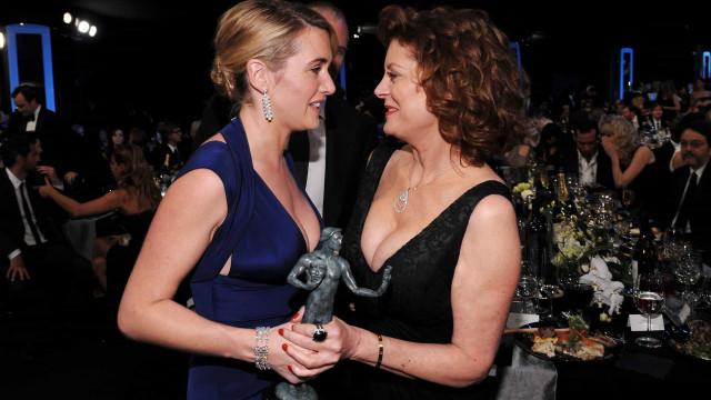 Susan Sarandon e Kate Winslet brilham em drama sobre eutanásia