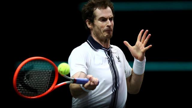 'Vivi dias sombrios, lutava até para calçar os sapatos', revela Andy Murray