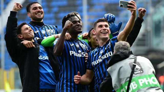 Atalanta supera Genoa e se garante na Liga dos Campeões pela terceira vez seguida
