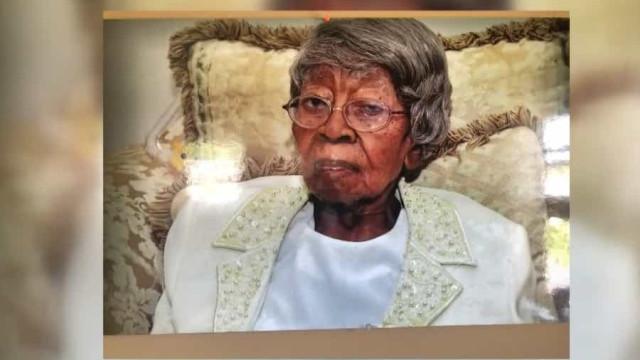 Morre a mulher mais velha dos EUA, aos 117 anos