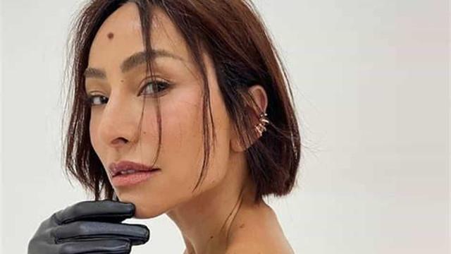 Sabrina Sato aparece com cabelo curto e é elogiada por famosas
