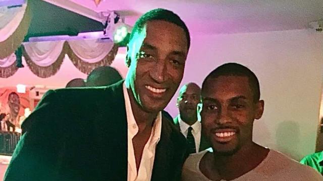 Filho de ex-jogador de basquete Scottie Pippen morre aos 33 anos