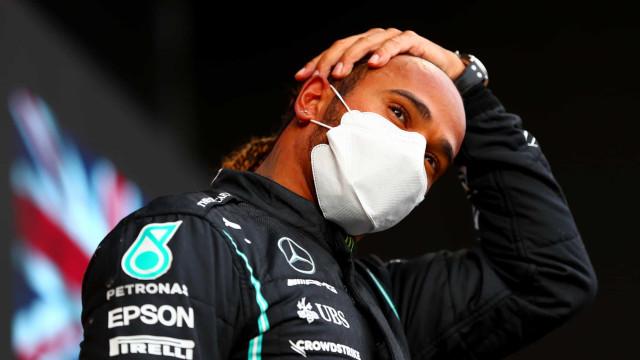 Mercedes melhorou, mas Hamilton ainda vê Red Bull de Verstappen mais rápida
