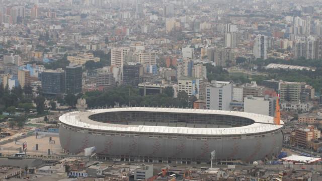 Local de jogos de São Paulo e Palmeiras, Lima tem tremor de terra durante a noite