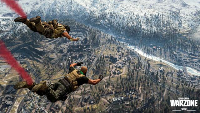 'Call of Duty: Warzone' atingiu um novo patamar de popularidade
