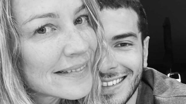 Luana Piovani celebra seis meses de namoro com Lucas Bitencourt