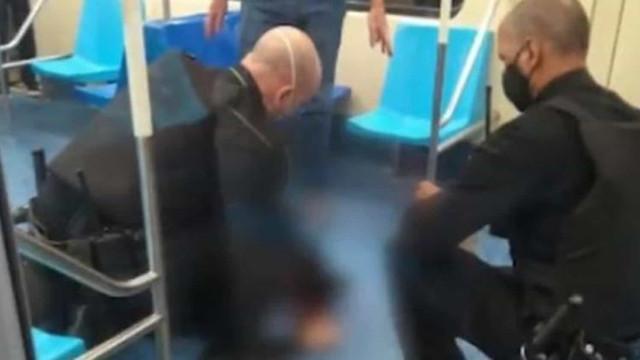 Mulher é morta a marretadas em estação de Metrô do centro de SP