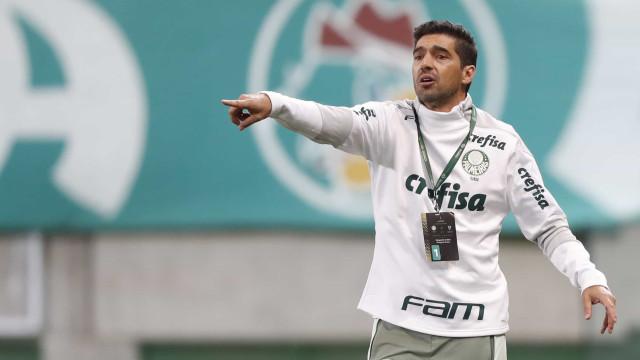 Abel Ferreira promete muito trabalho para resgatar a 'coragem' do Palmeiras