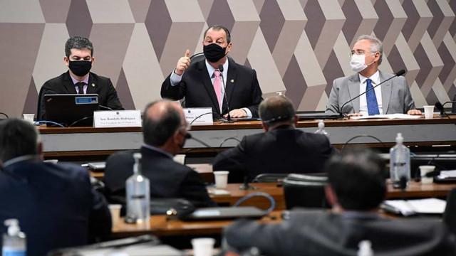 CPI mobiliza Congresso e mantém força-tarefa para responsabilizar Bolsonaro
