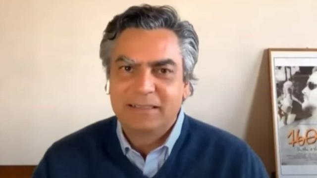 Diogo Mainardi deixa o Manhattan Connection após xingar Kakay