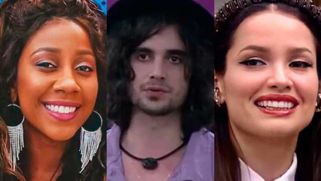 "Camilla, Fiuk ou Juliette quem deve vencer o ""BBB21""?"