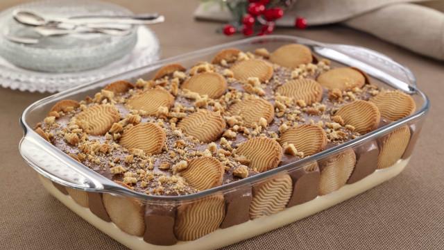 Aprenda a fazer o delicioso Pavê da Dona Neide