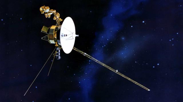 Sonda da NASA capta ruído em Espaço interestelar