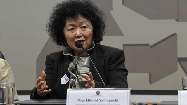 Nise Yamaguchi diz que foi humilhada em CPI e entra com ação contra 2 senadores