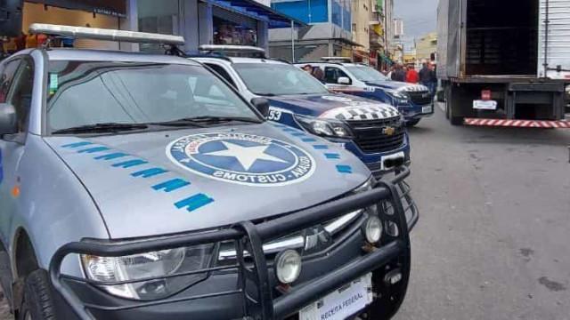 """Receita Federal deflagra Operação """"Da Cabeça aos Pés"""""""
